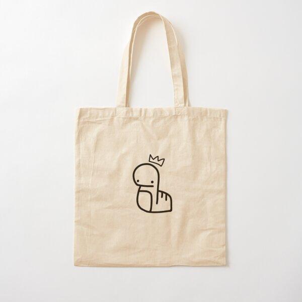 Bang Chan's doodle - Stray Kids merch Cotton Tote Bag