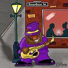 Blowin' on Bourbon by Kev Moore