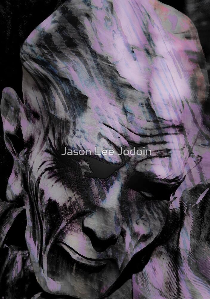 Purple Pain by Jason Lee Jodoin