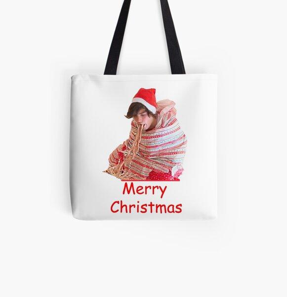 A Merry Maxmoefoe Christmas All Over Print Tote Bag