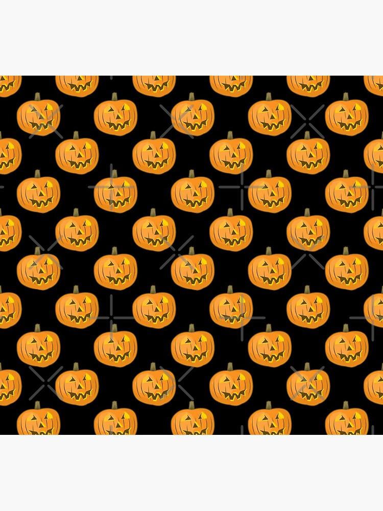 Happy Halloween Pumpkin by perkinsdesigns