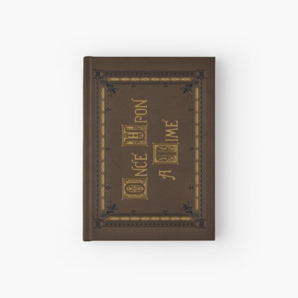 Once Upon a Time Storybook Hardcover Journal