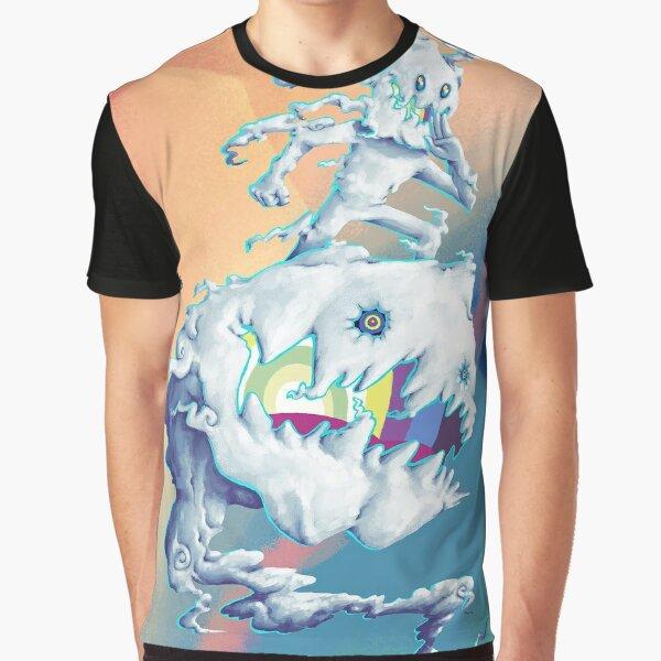 Takashi Murakami-Art, KIDS VOIR LES FANTÔMES T-shirt graphique
