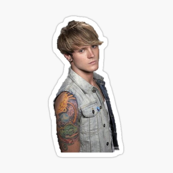 dougie poynter-sticker mini Sticker