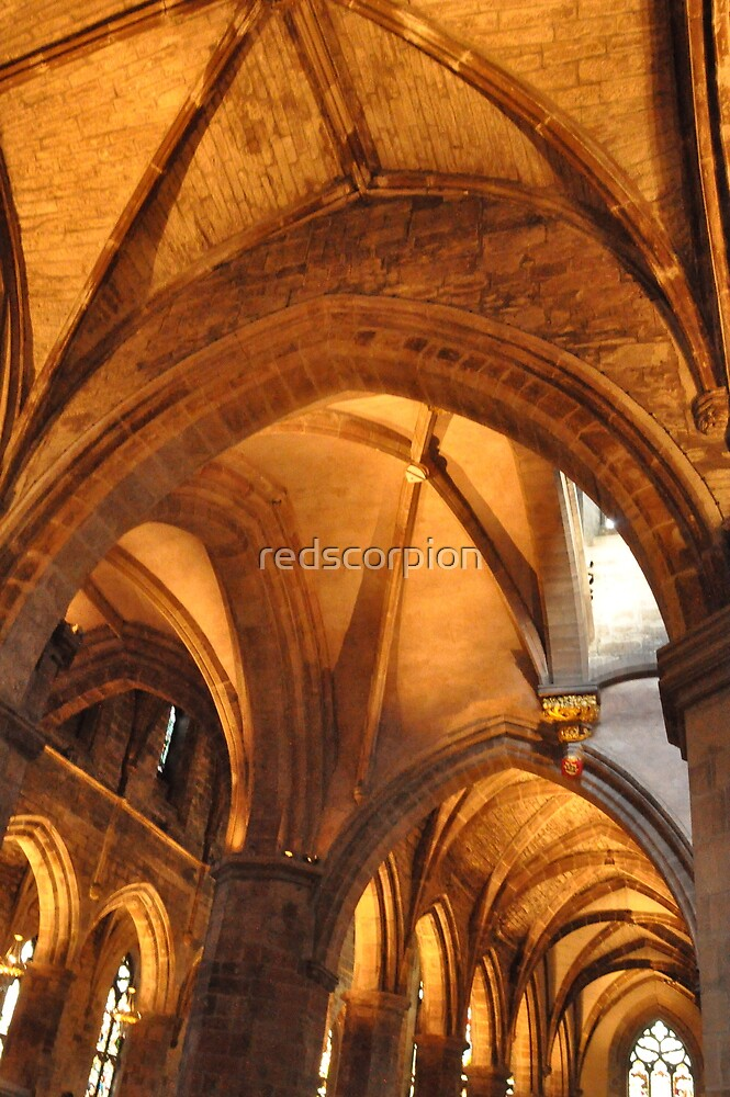 Arches by redscorpion
