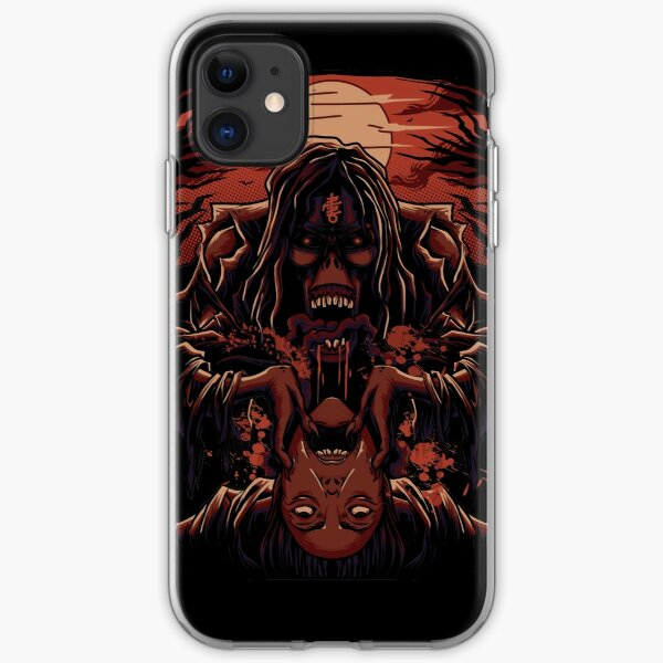 Aswang  iPhone Soft Case