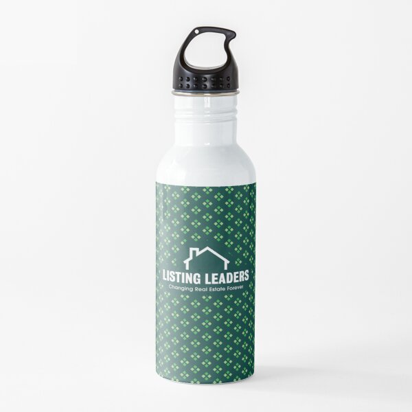 Listing Leaders Holly Pattern Water Bottle