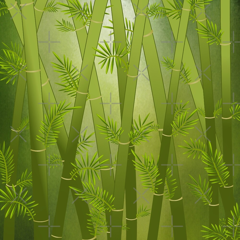 Bamboo 4 by Gypsykiss