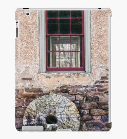 The Prallsville Mill Stone iPad Case/Skin