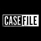 Casefile True Crime – Casefile Logo (Light) by casefile2016