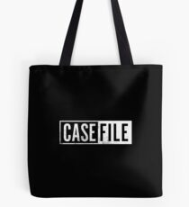 Casefile True Crime – Casefile Logo (Light) Tote Bag