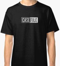 Casefile True Crime – Casefile Logo (Light) Classic T-Shirt