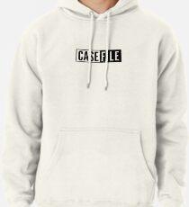 Casefile True Crime – Casefile Logo (Dark) Pullover Hoodie