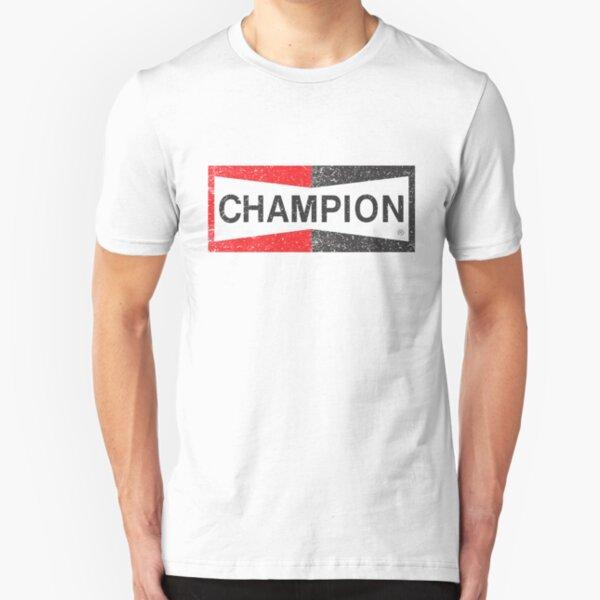 Vintage Champion Slim Fit T-Shirt