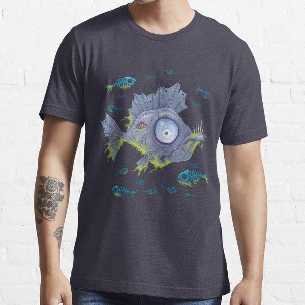 Zombie Fish Essential T-Shirt