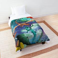 Wings of fire all dragons Comforter