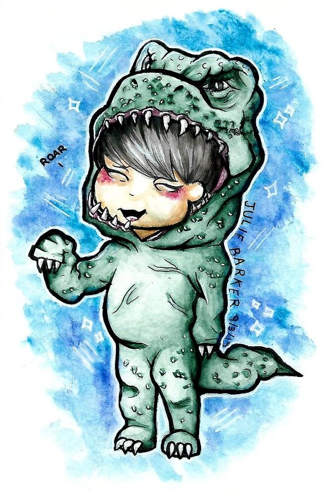 Dino-yeol by chanyeolfromexo
