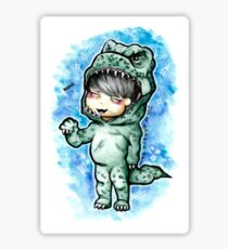 Dino-yeol Sticker
