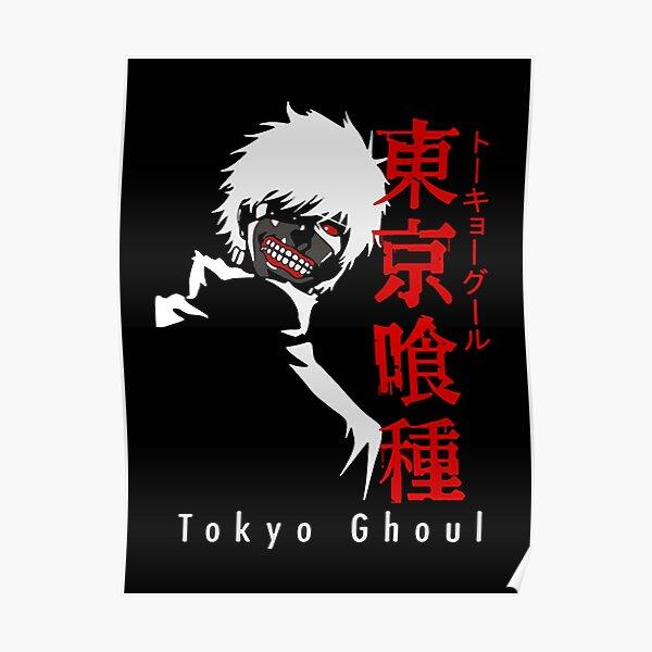 Tokyo ghoul Póster