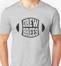 Drew Brees vintage look football Unisex T-Shirt