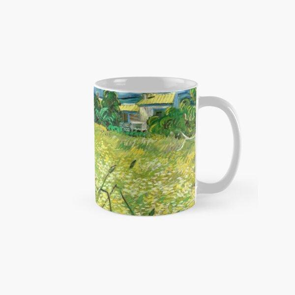Vincent van Gogh - Green Field Classic Mug
