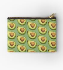 Avocado. color pencil Zipper Pouch