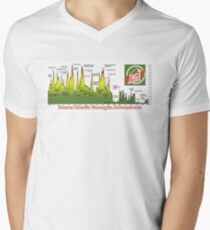 TNGA Elevation Profile V-Neck T-Shirt