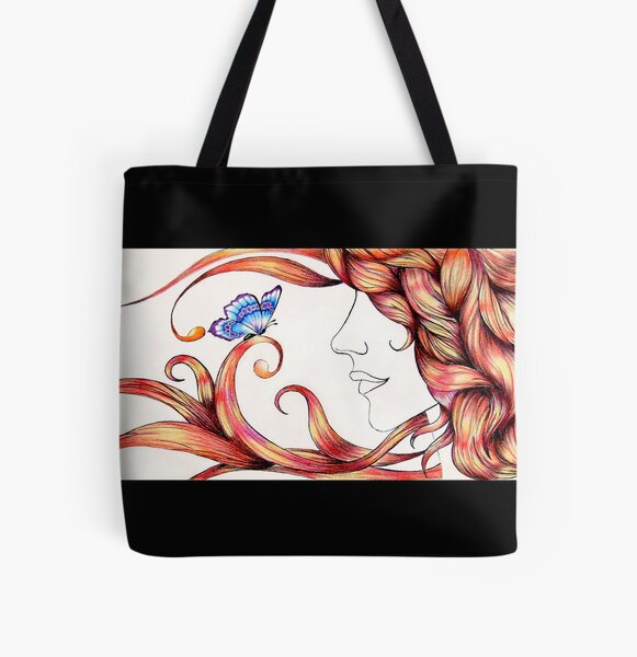 My butterfly All Over Print Tote Bag