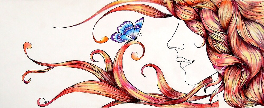 My butterfly by fabri360