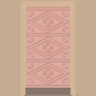 Doors of Oman #2 - Nizwa Art Print by Lyman Creative Co.