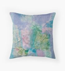 Northern Lights Collage Throw Pillow