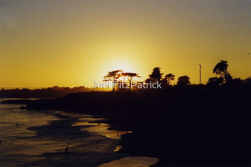 Halo Sunset by Judi FitzPatrick