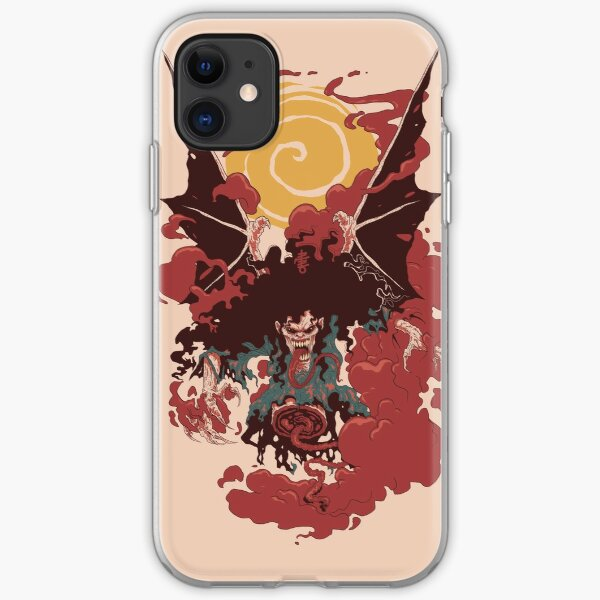 Manananggal iPhone Soft Case