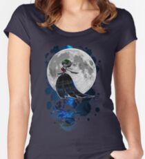 Gardevoir magical night Fitted Scoop T-Shirt