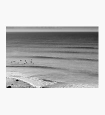 Swell Lines Photographic Print