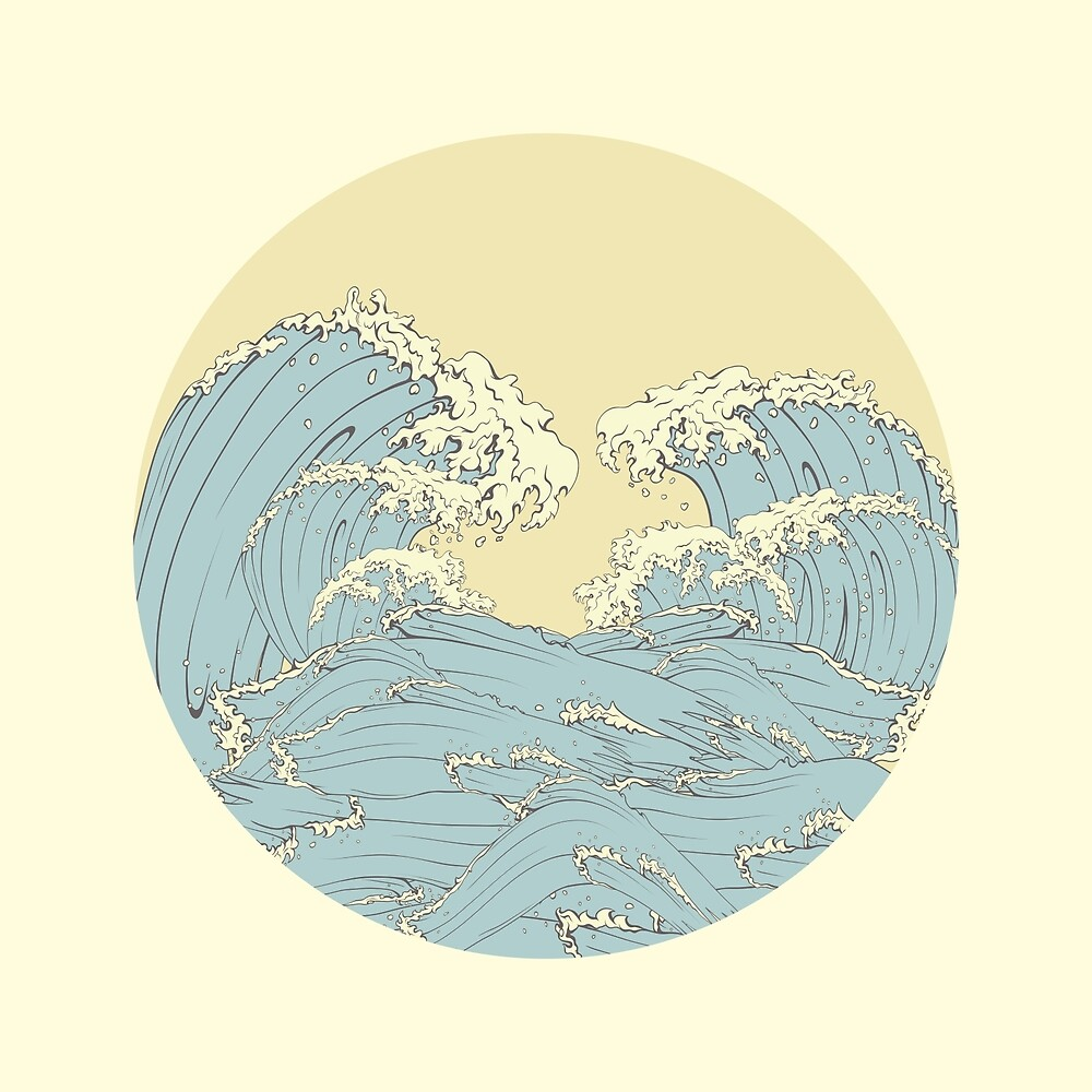 The Waves - Japan Edition by Ciro Design