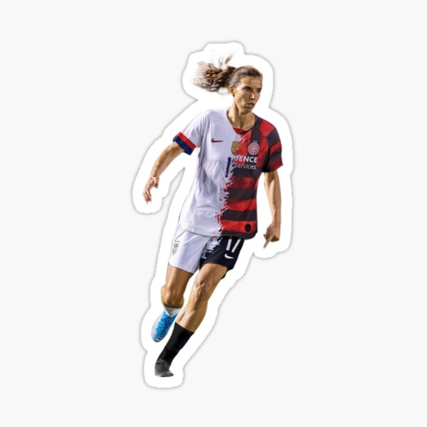 tobin heath sticker Sticker