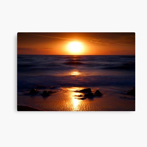 Casperson Beach Suns  Canvas Print