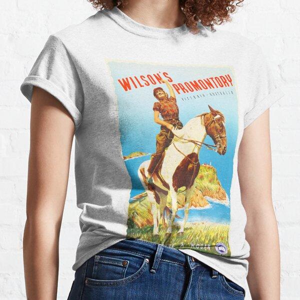 Wilsons Promontory Victoria Australia Classic T-Shirt
