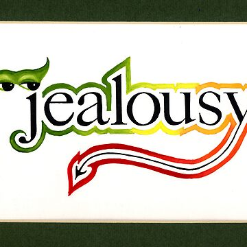 Jealousy by DebStuckey