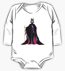 Maleficent One Piece - Long Sleeve