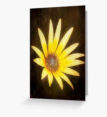 Lemon Yellow ©  Greeting Card