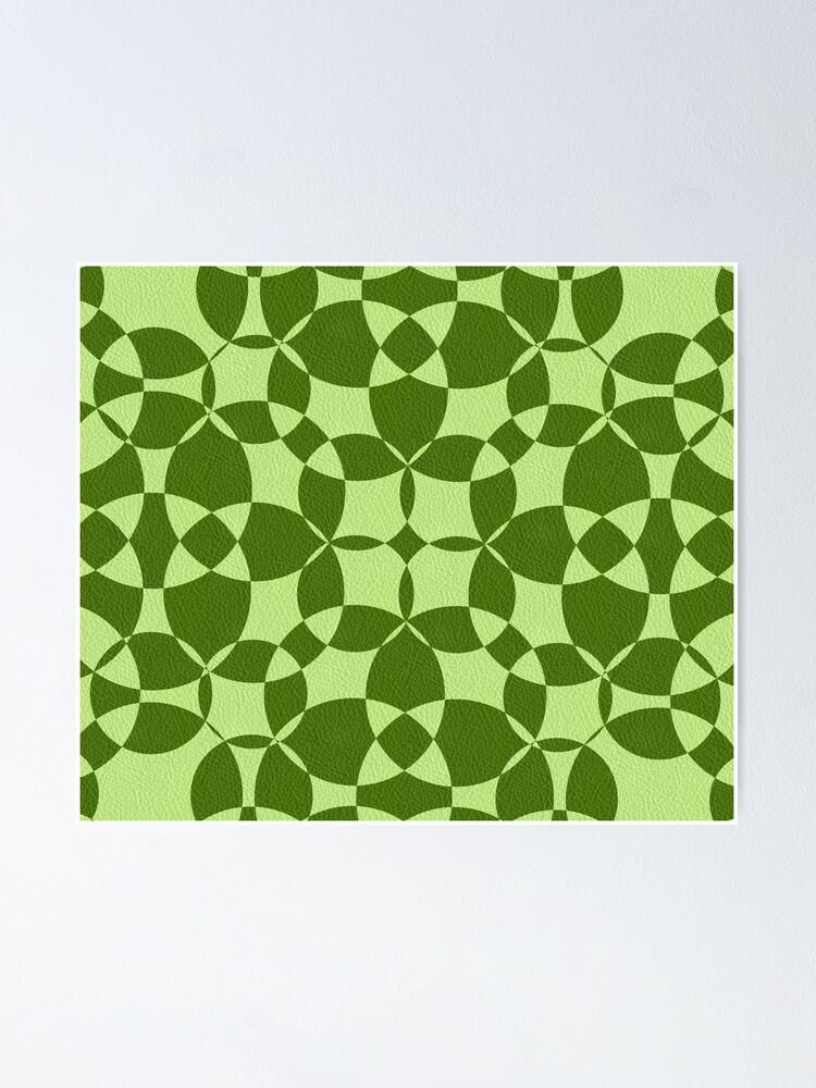 Alternate view of Dark Olive Blanket Poster