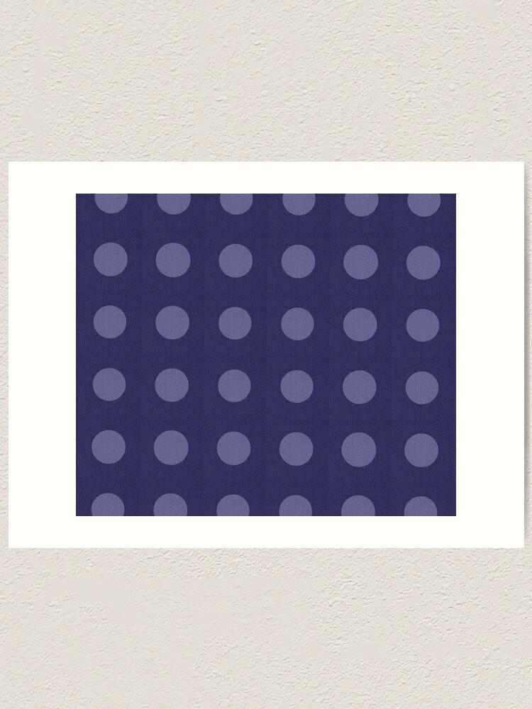 Alternate view of Slate Gray Blanket Art Print