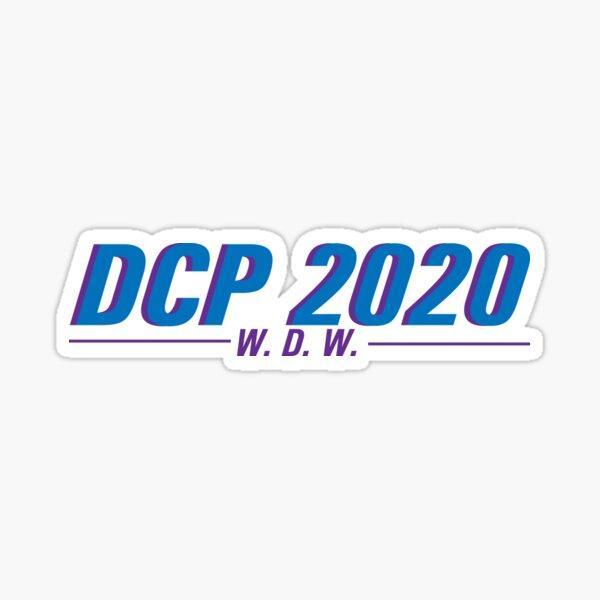 DCP WDW 2020 Sticker