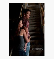 Just the Two of us. Photographic Print
