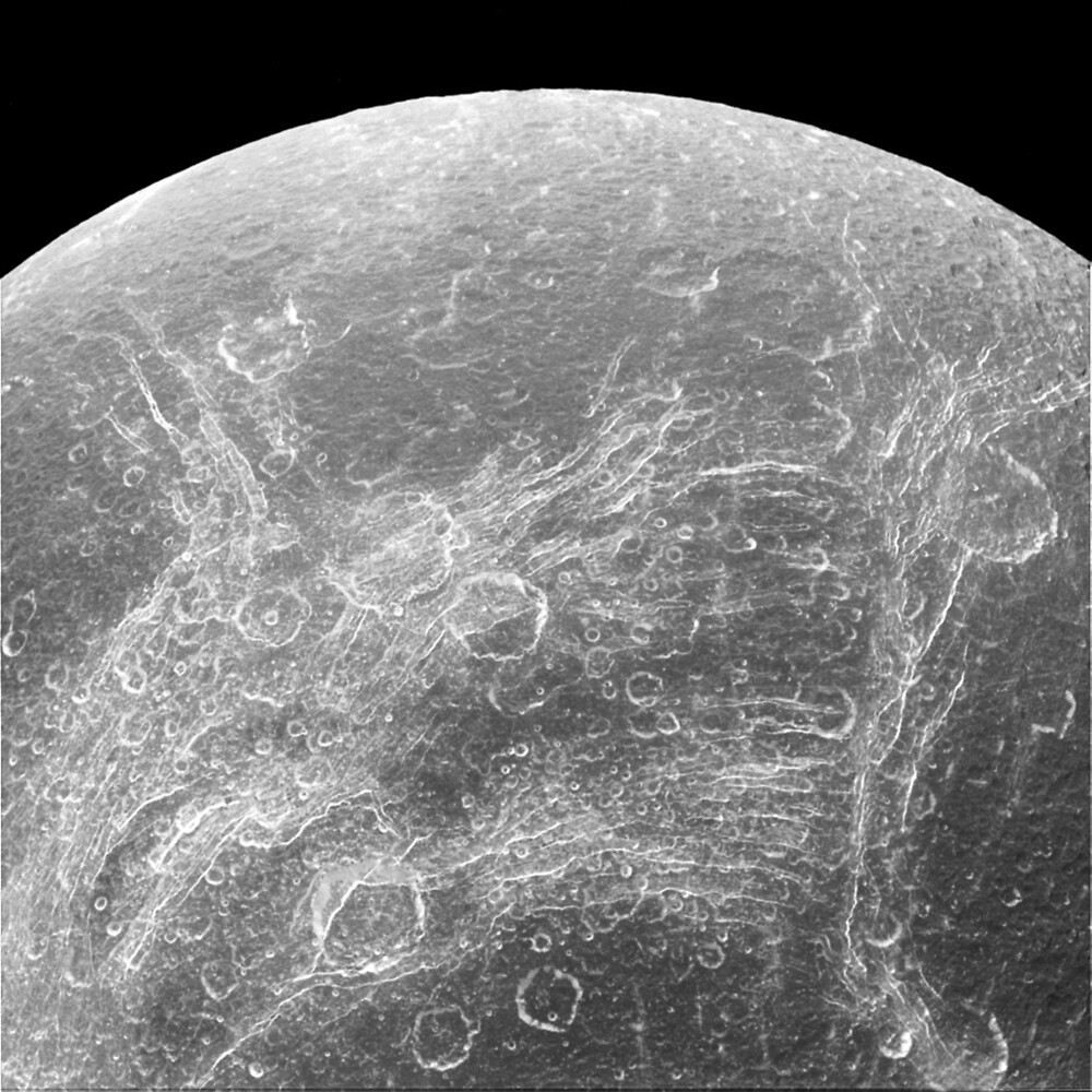 Chasms on Dione by wrstscrnnm6