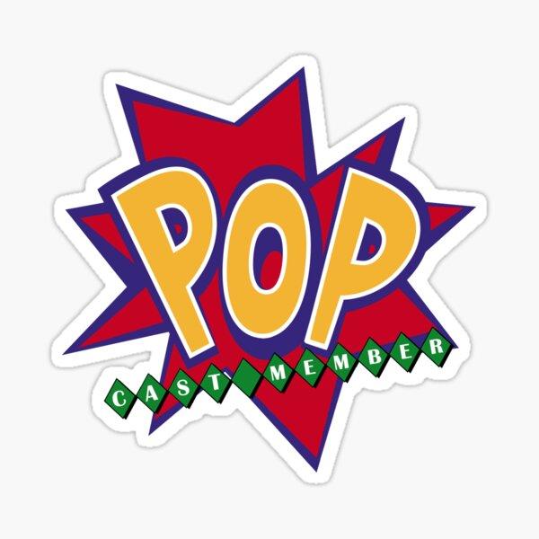 POP CM Sticker