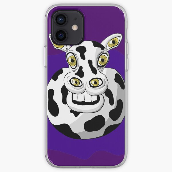 Eye of the Cow iPhone Soft Case
