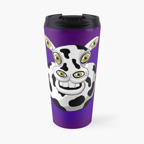 Eye of the Cow Travel Mug